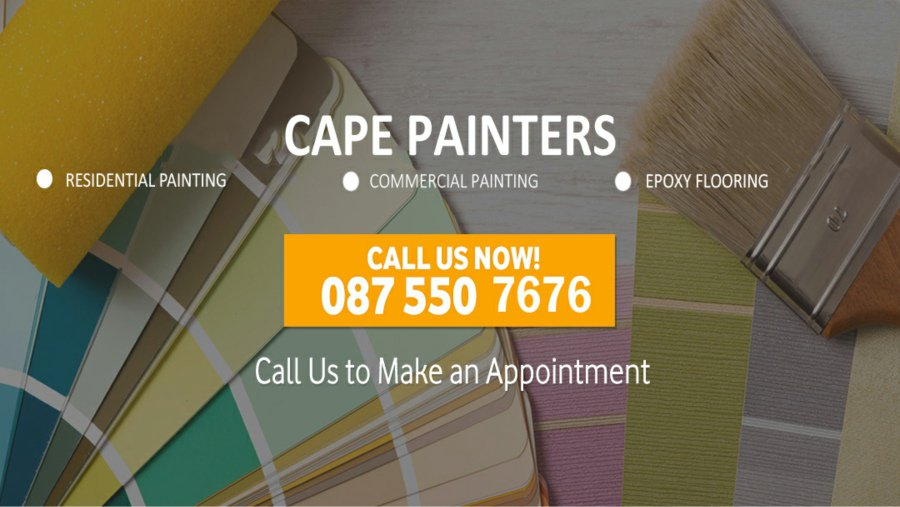 Commercial Painters Cape Town Painting Tips