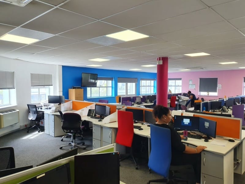 commercial office painting contractors cape town