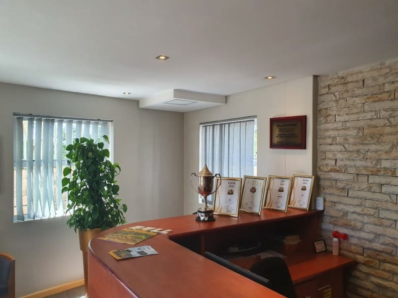 commercial office painting contractors
