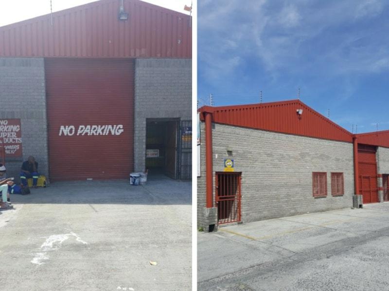 commercial painters cape