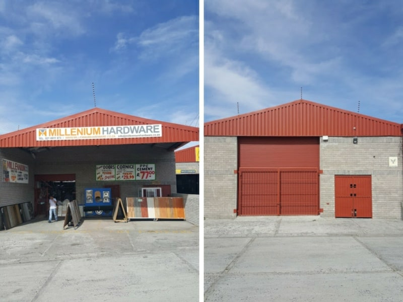 commercial painting company cape