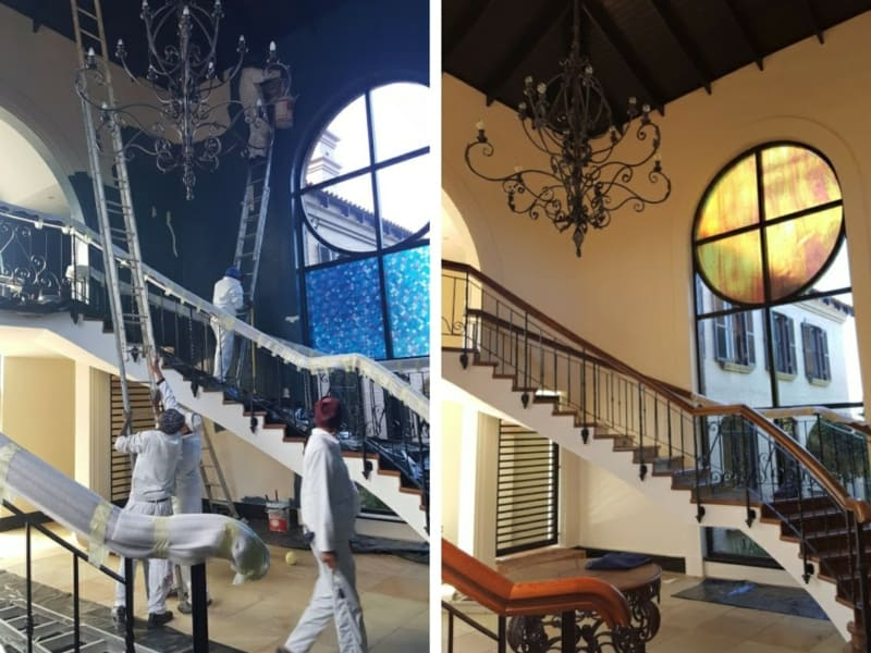 interior painters constantia