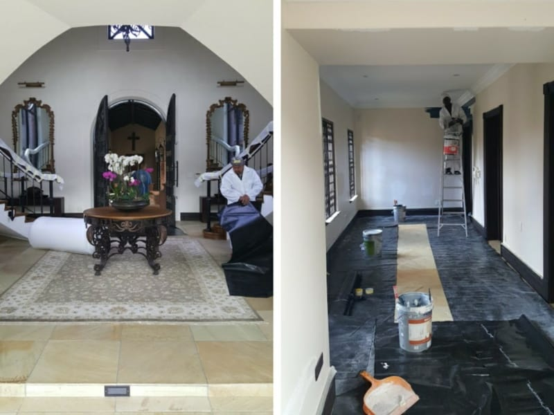 painters in constantia