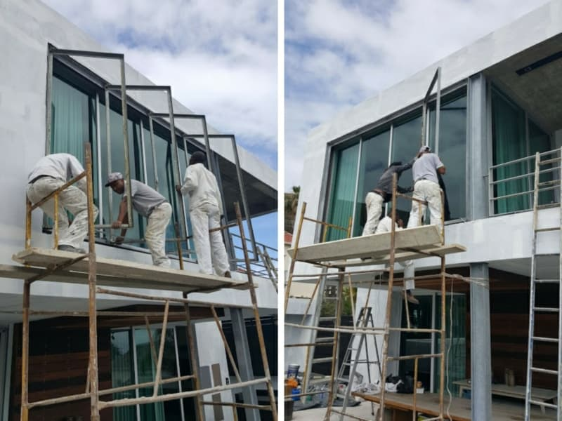 painters in sea point