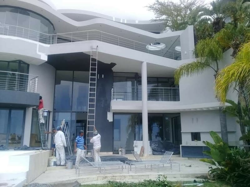 painting contractors fresnaye
