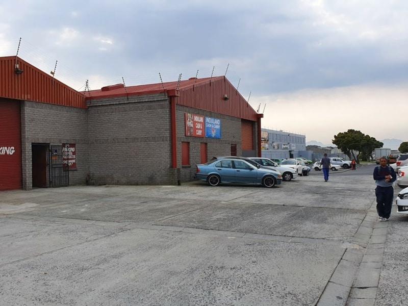 painting services commercial buildings cape